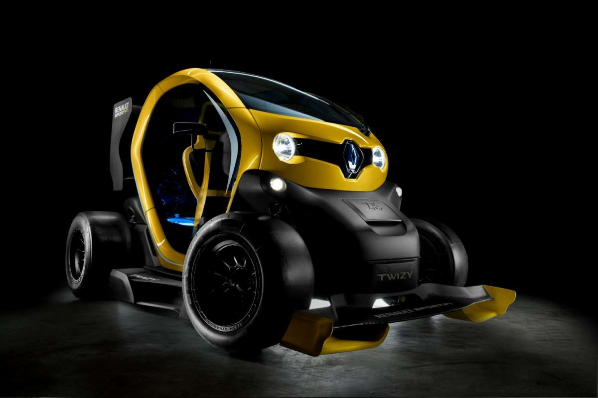 gomme slick Twizy F1