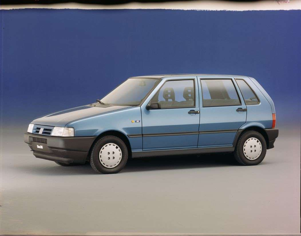 Fiat Uno ds rs 5p