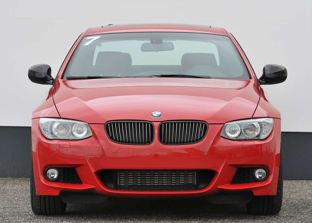 paraurti MSport Bmw E92