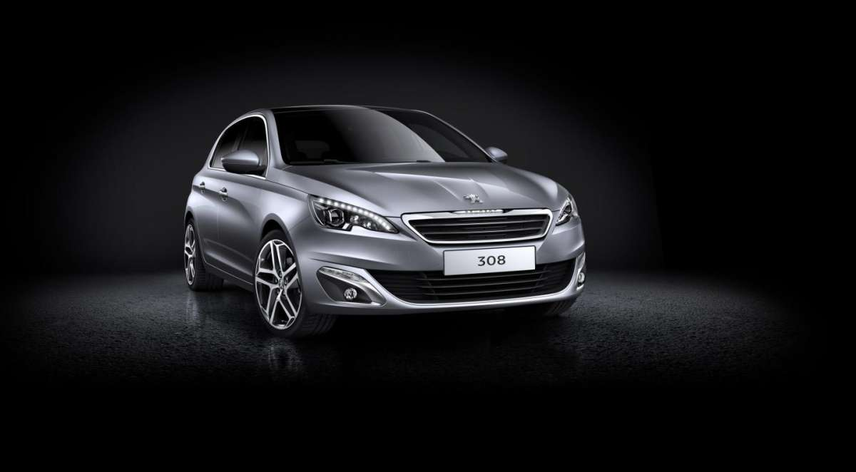 fari full led Peugeot 308