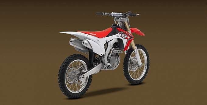 Posteriore del cross CRF250R MY14