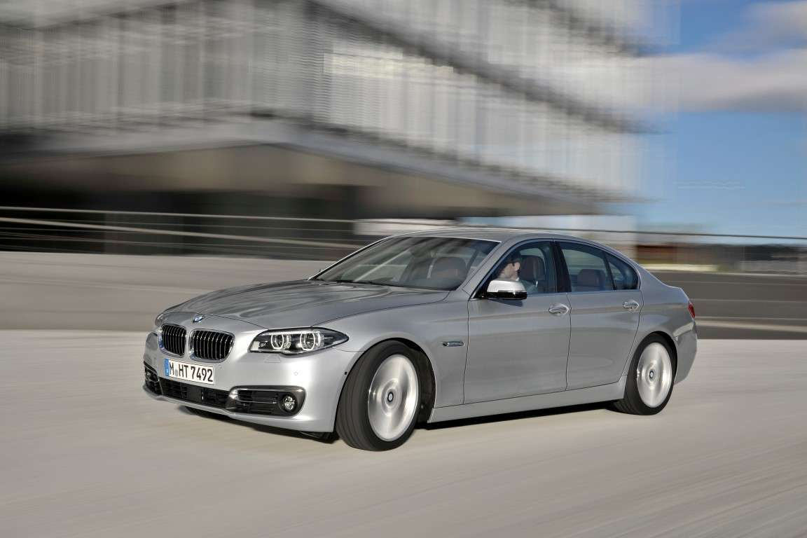 muso Bmw Serie 5 restyling