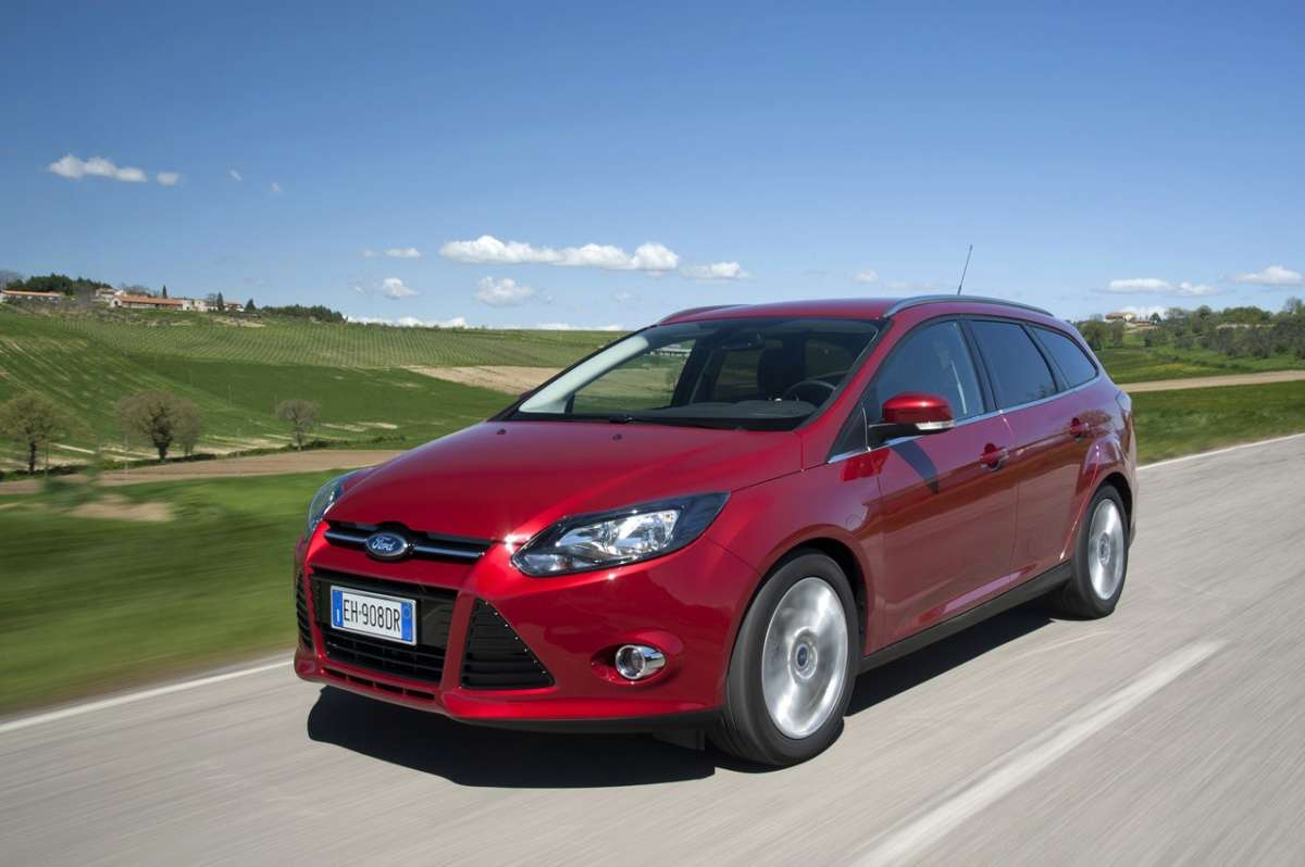 Ford Focus Wagon, foto