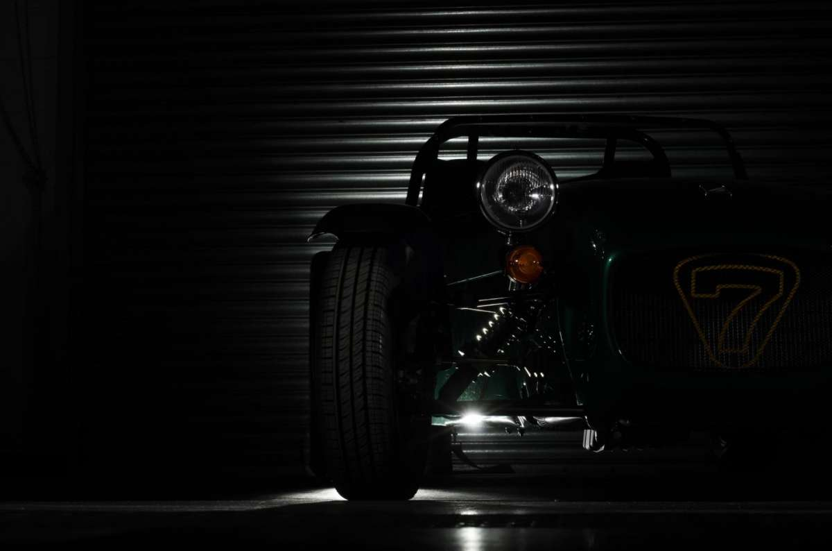 Caterham Seven entry level