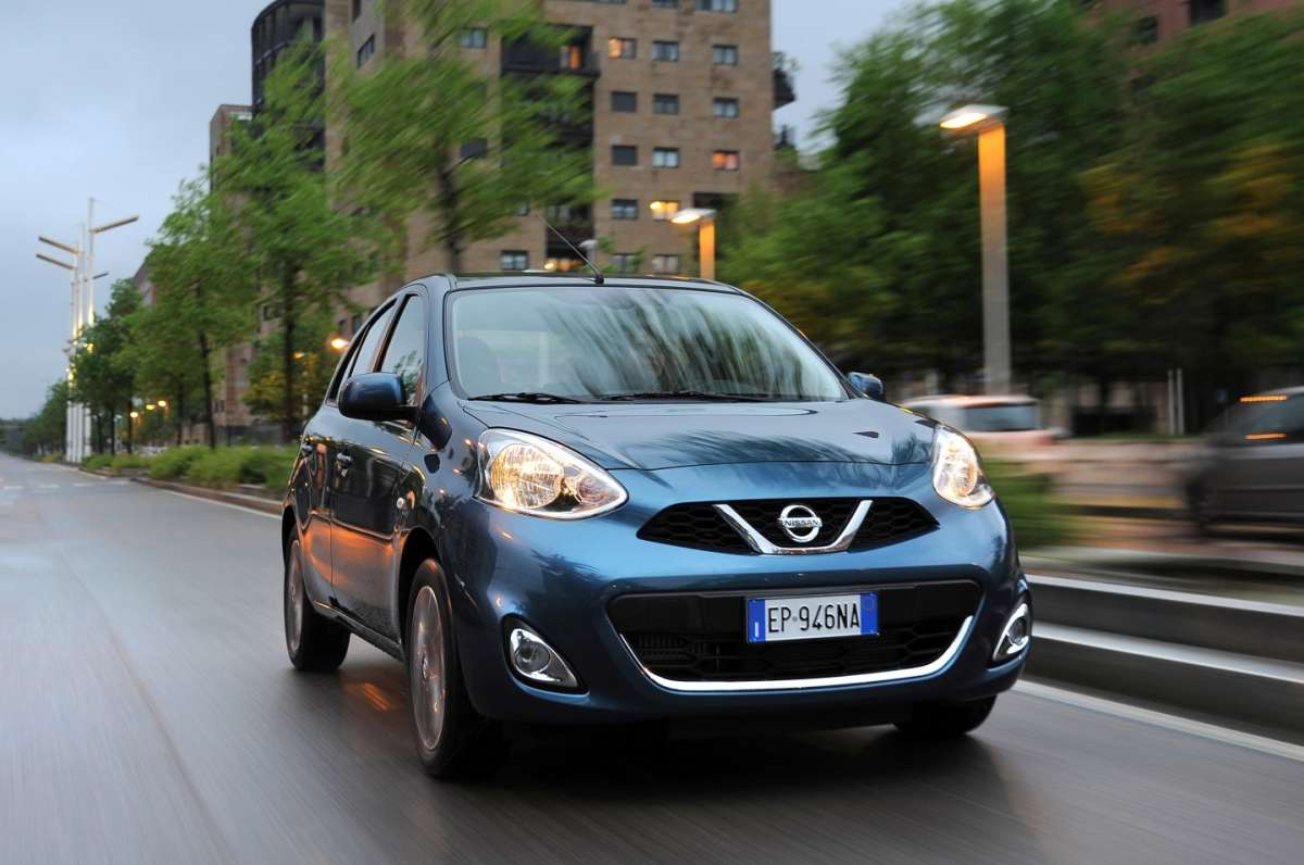 calandra Nissan Micra restyling