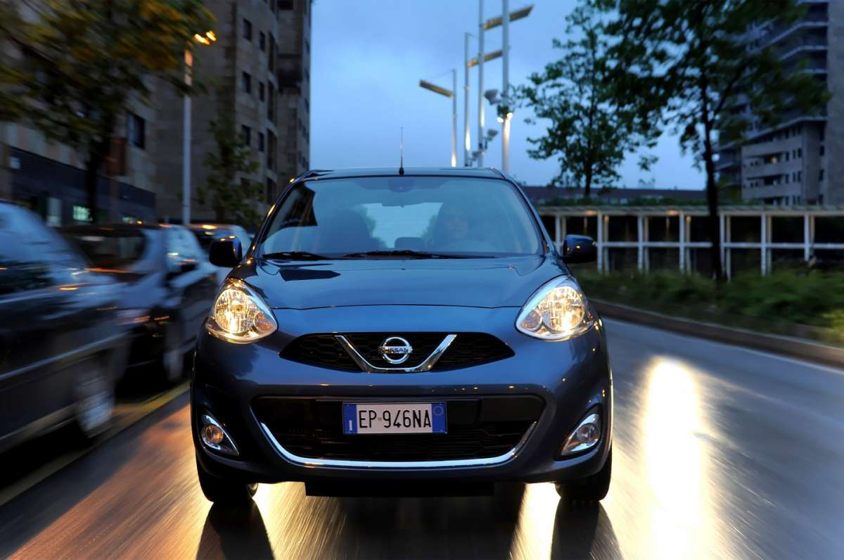 nuovo frontale Micra 2013