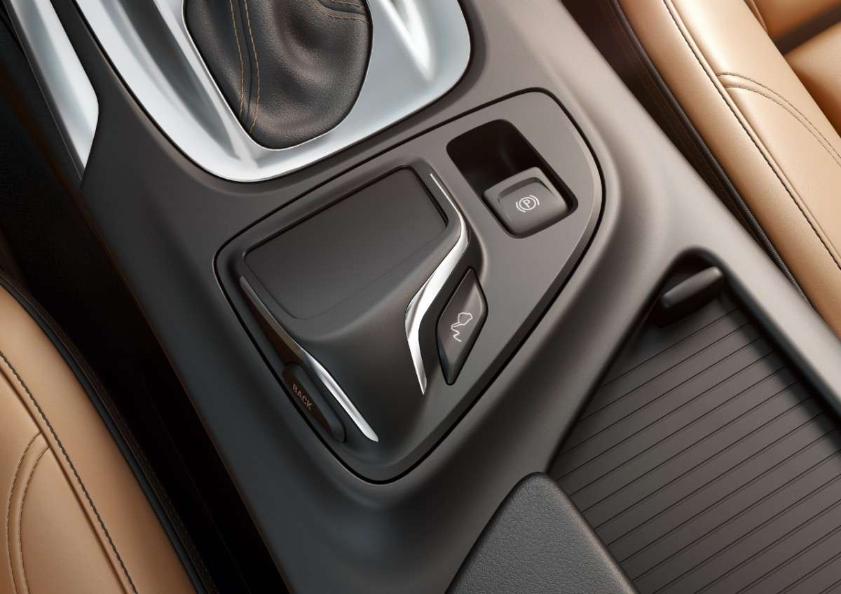 touchpad Opel Insignia 2013