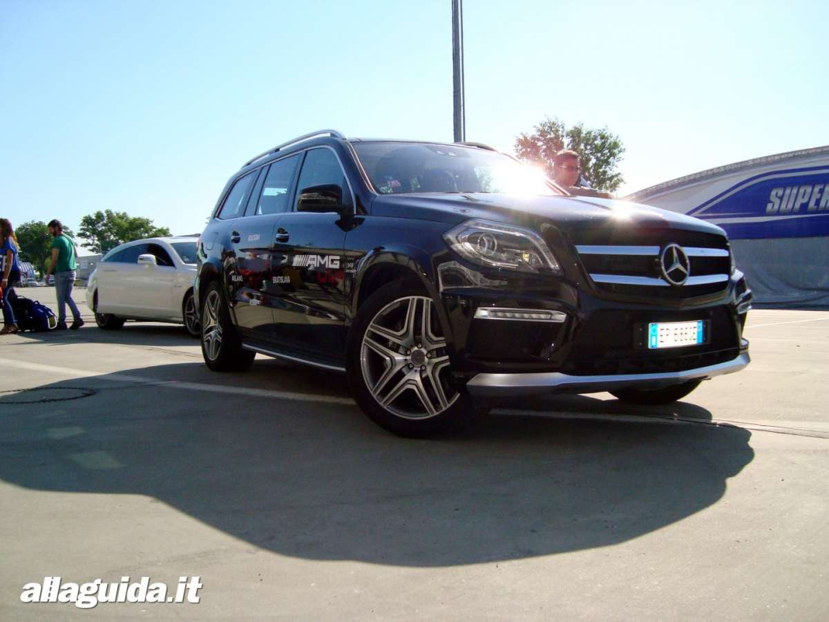Mercedes GL 63 AMG 4Matic Performance