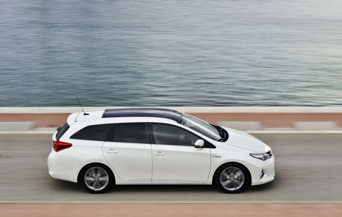 Toyota Auris Touring Sports, lunghezza