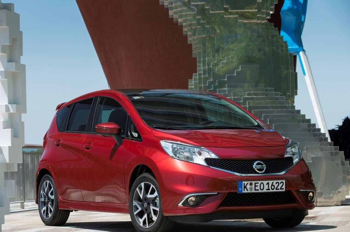 nissan note, costo