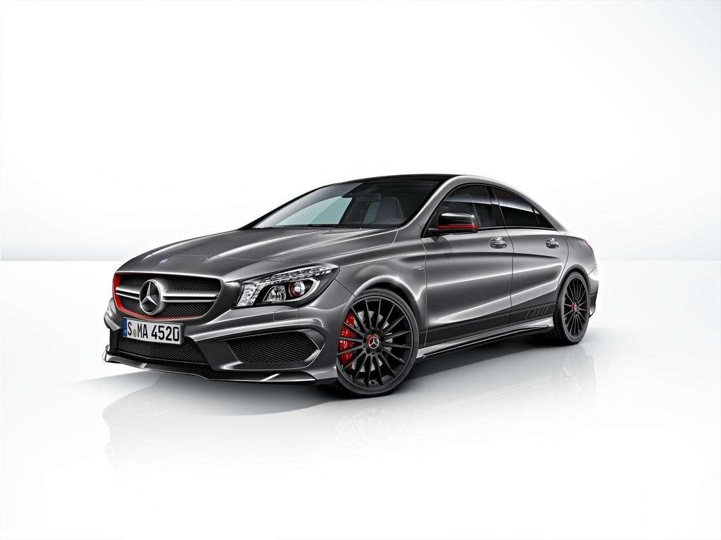 Mercedes CLA 45 Amg Edition 1