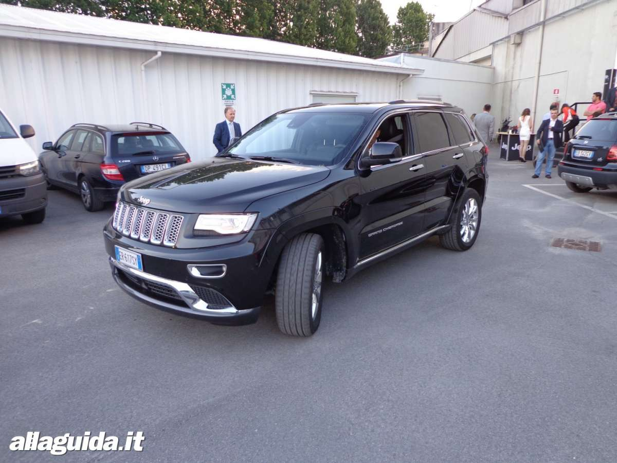Jeep Grand Cherokee,  gomme