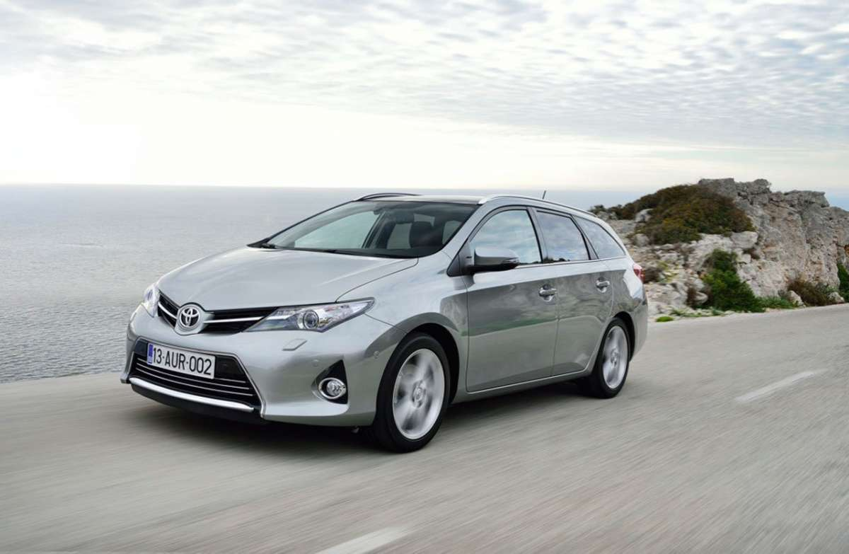 Toyota Auris Touring Sports, prezzi