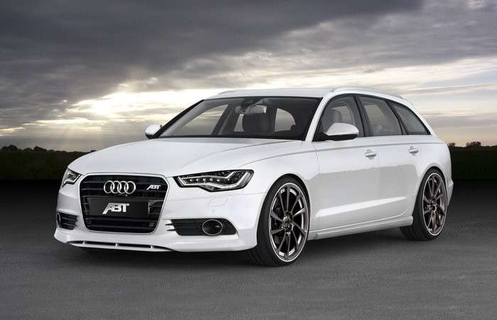 ABT RS6 Avant e AS6 Avant-R, foto