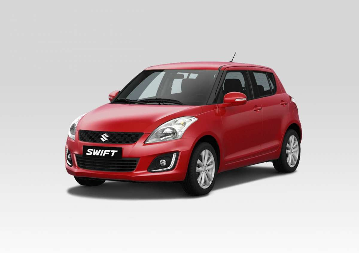 Swift 2013 rossa