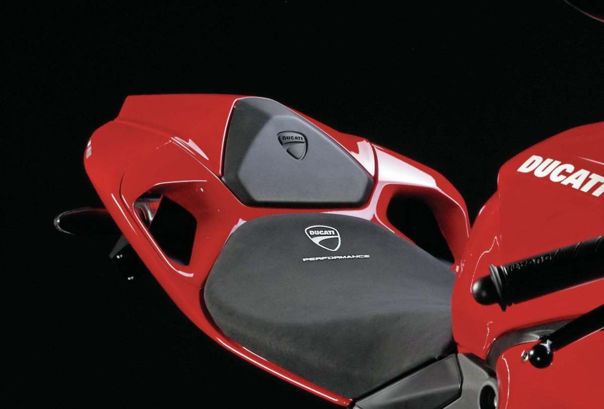 Ducati 1199 Panigale S MY 2013 Back Seat 1
