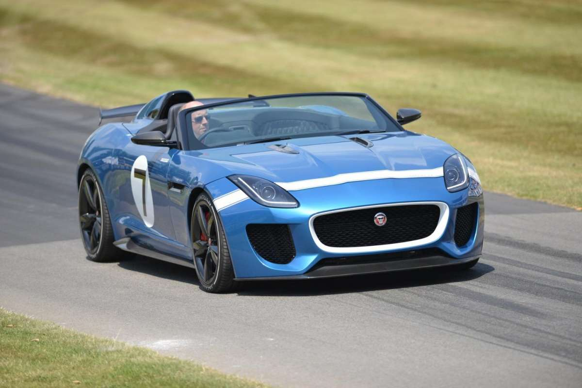 Project 7 a Goodwood