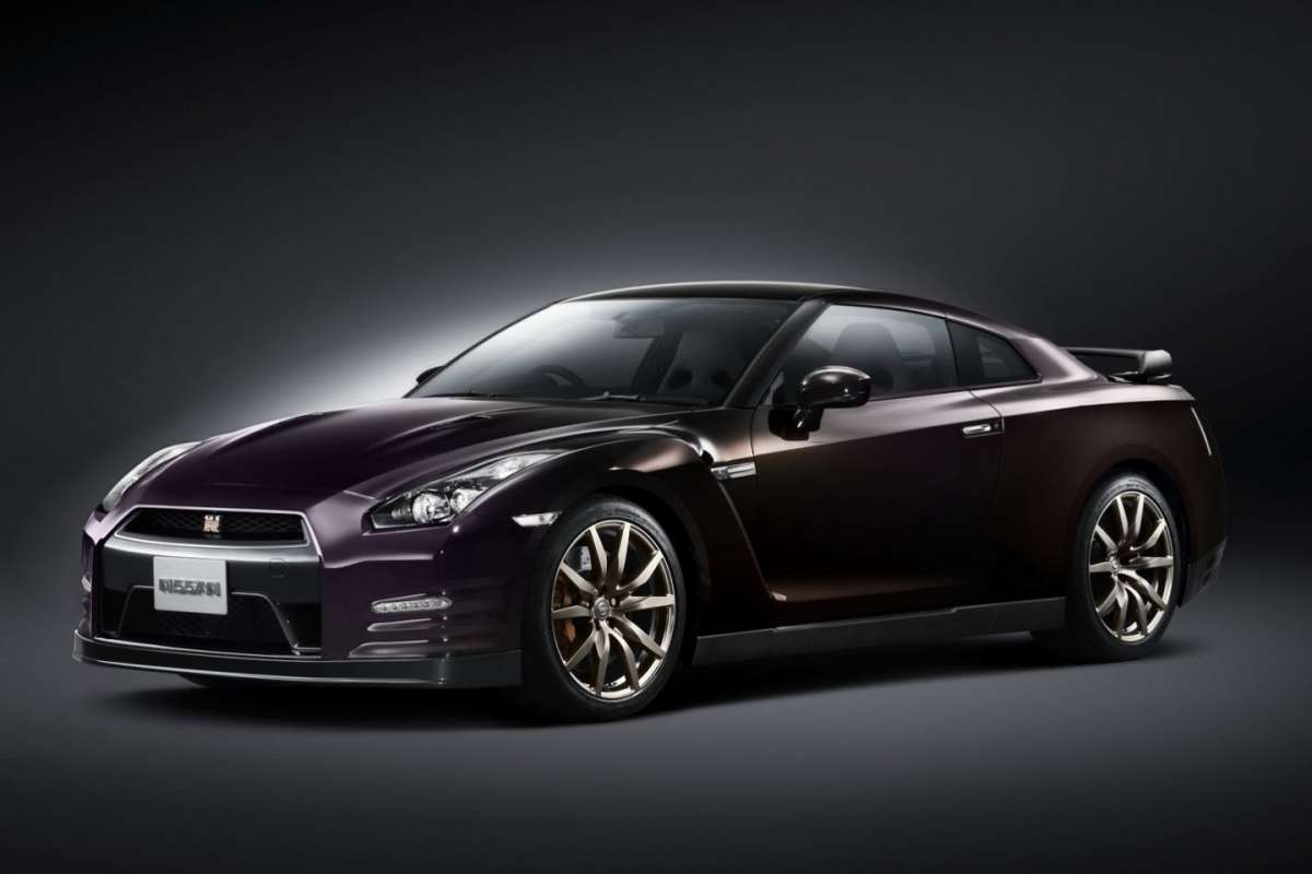 Nissan GT-R Opal Limited Edition