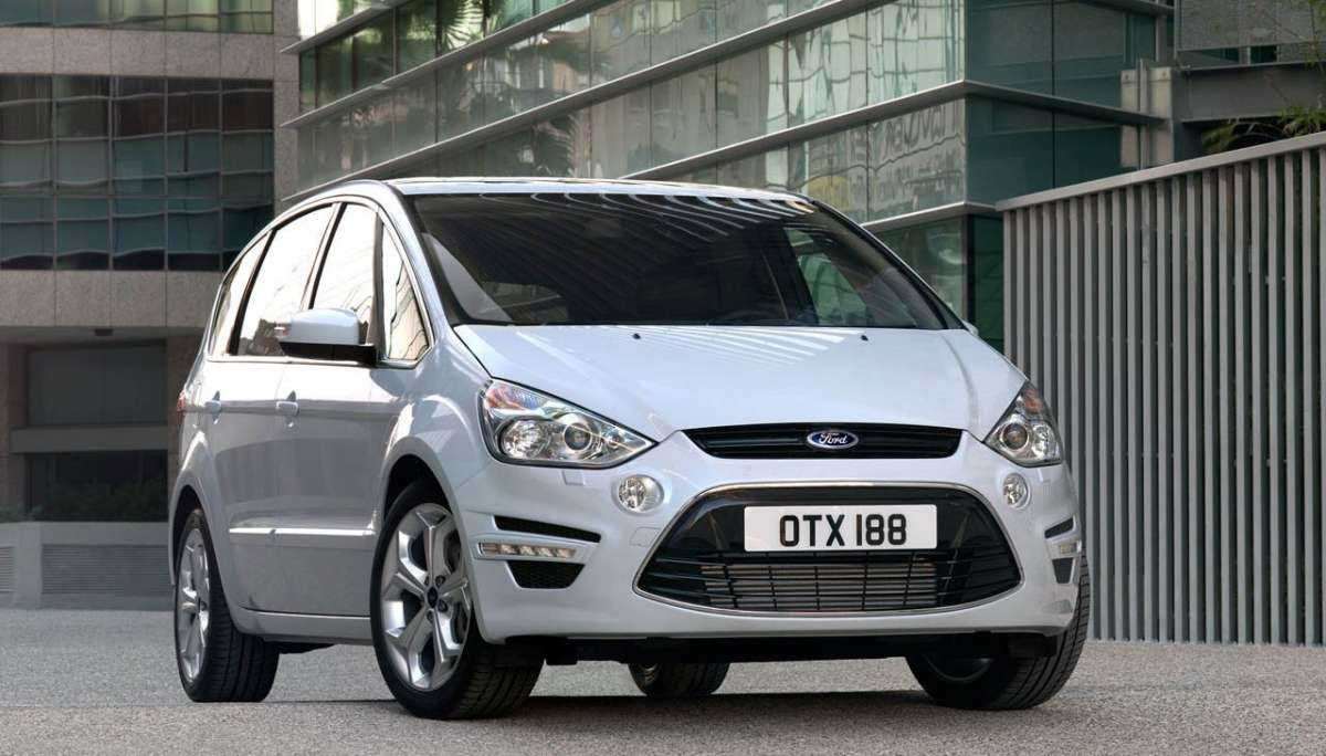 Ford S-max, restyling