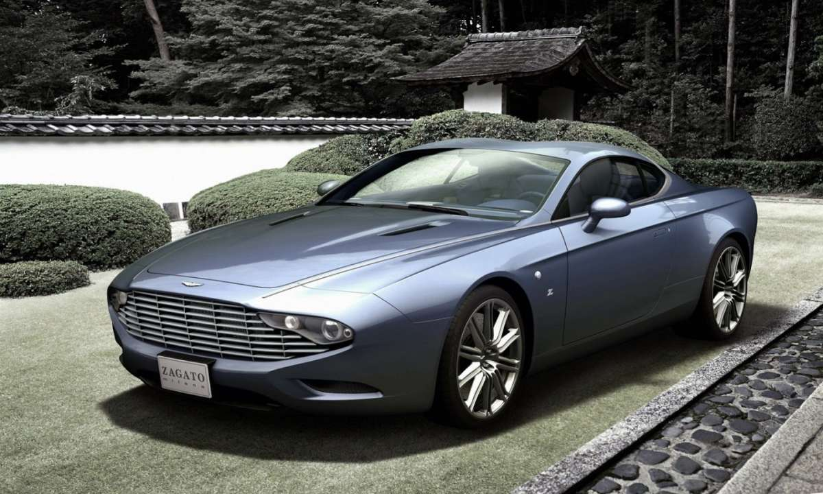 One off by Zagato