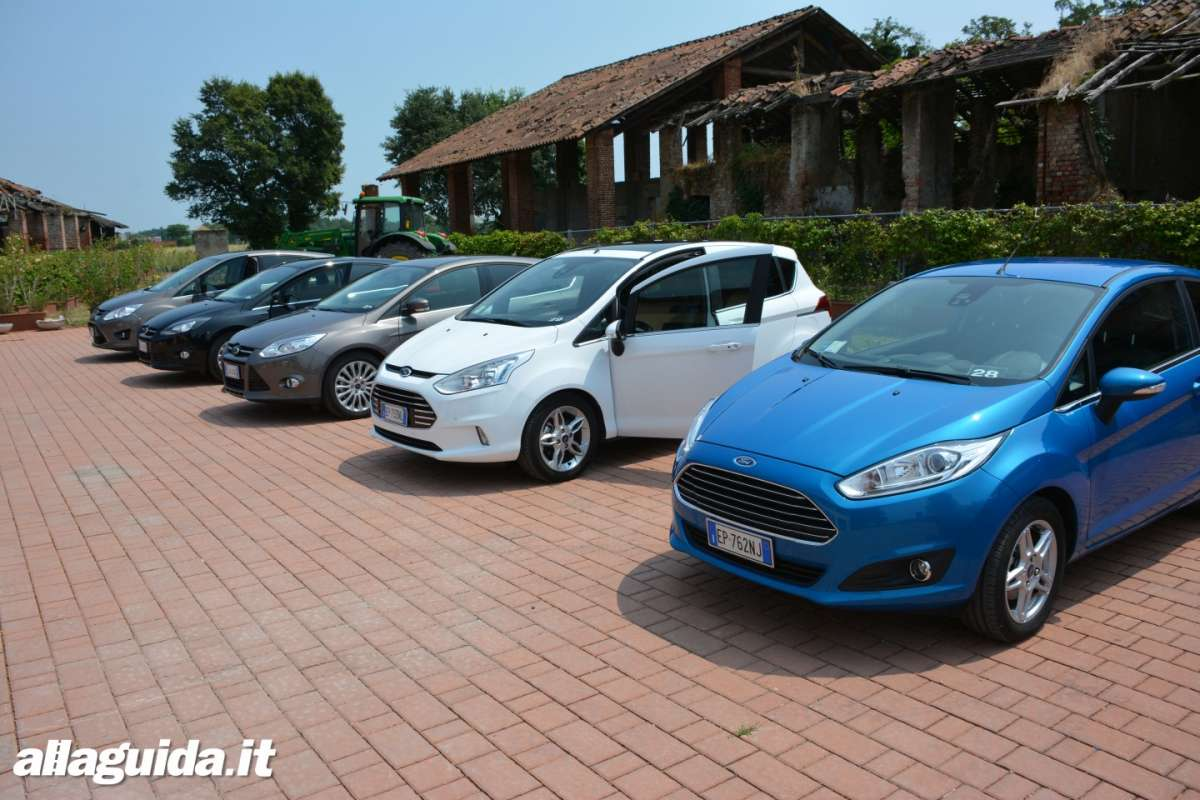 Le Ford EcoBoost