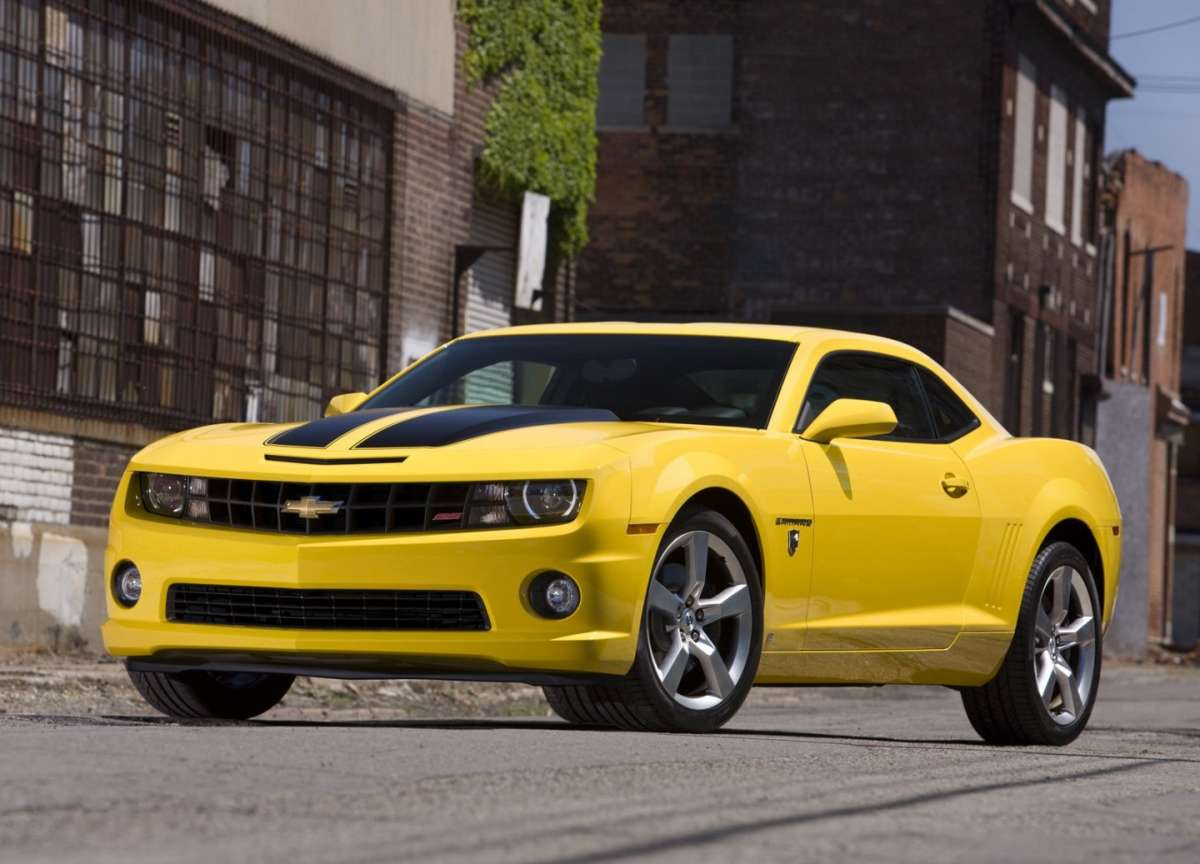 Chevrolet Camaro Transformers Edition 2011