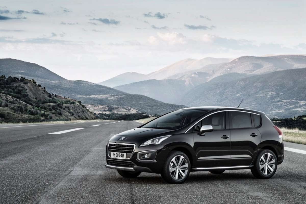 Peugeot 3008 2014 restyling