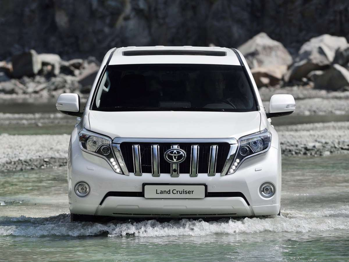 muso del Land Cruiser 2014