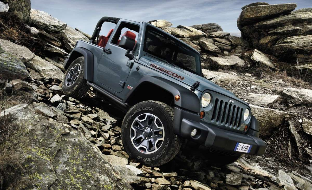 Jeep Wrangler Rubicon 10th Anniversary Edition, foto