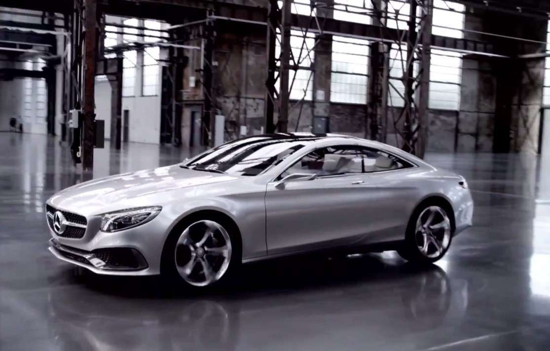 Mercedes Classe S coupe