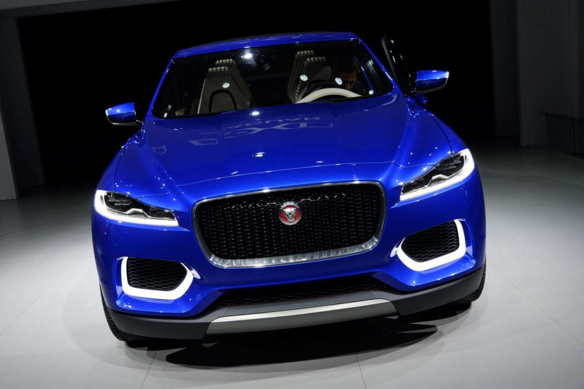 Jaguar C-X17, design