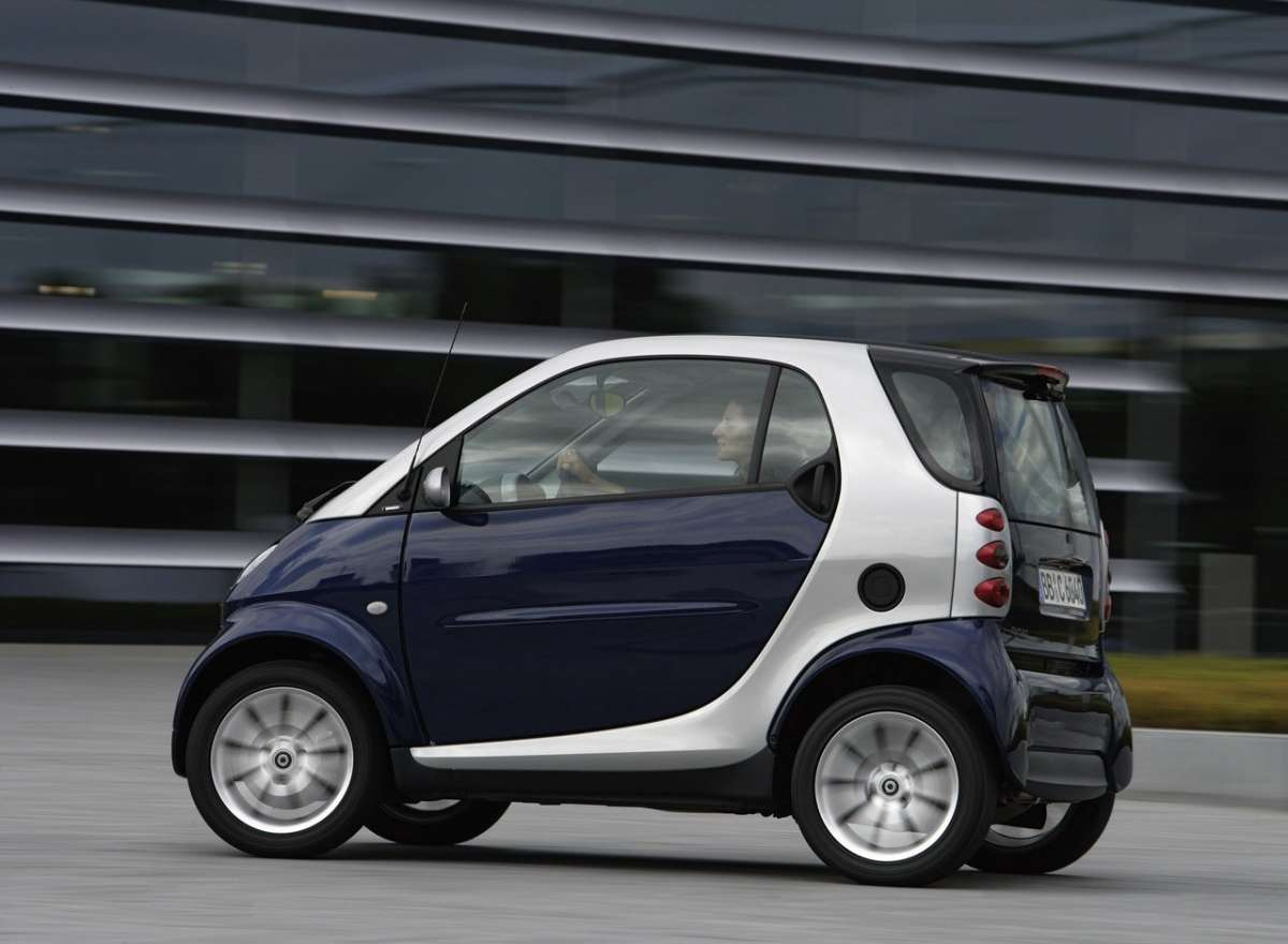 Smart ForTwo laterale