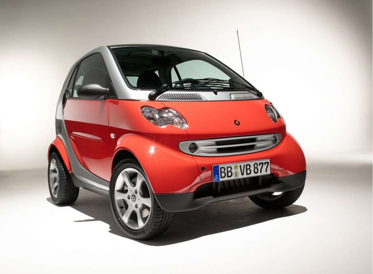 Smart ForTwo muso