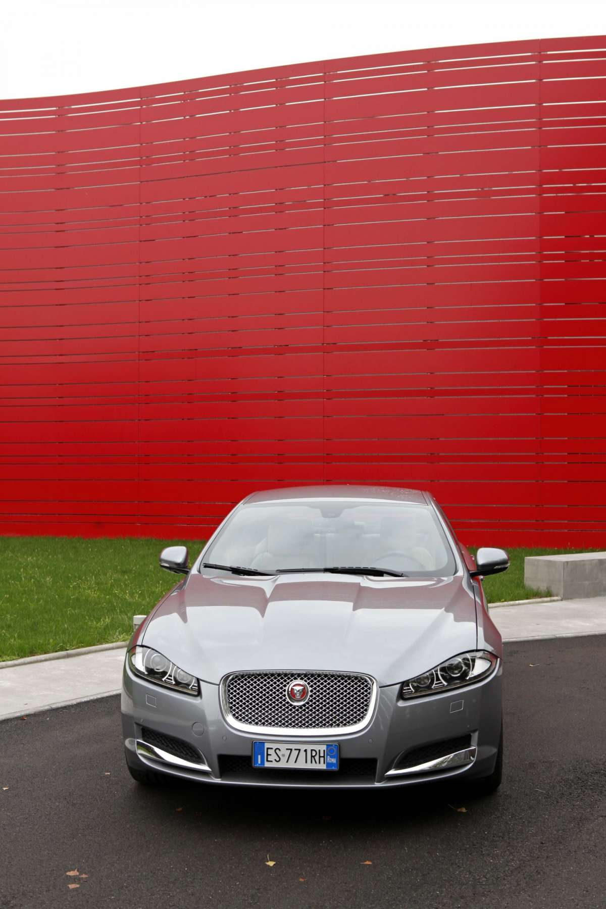 Jaguar Berlina XF 2014