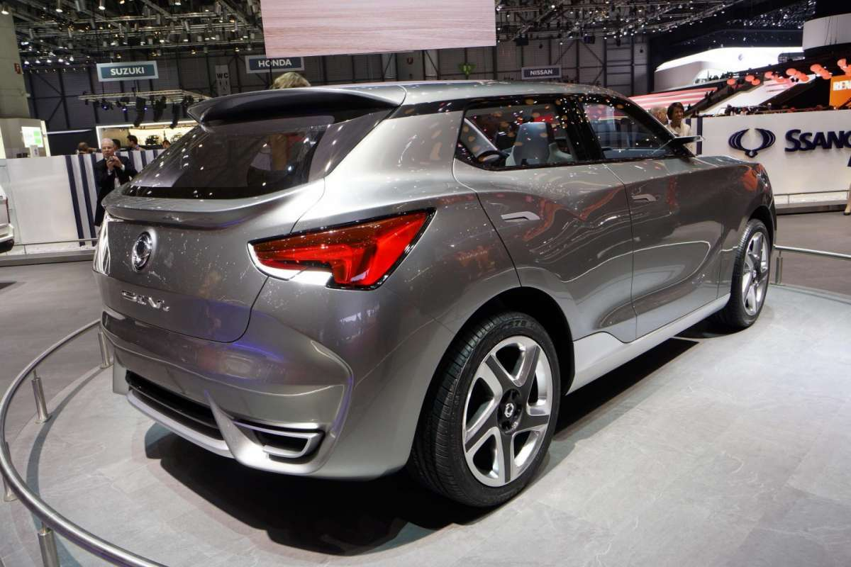 Ssangyong Siv-1 2014