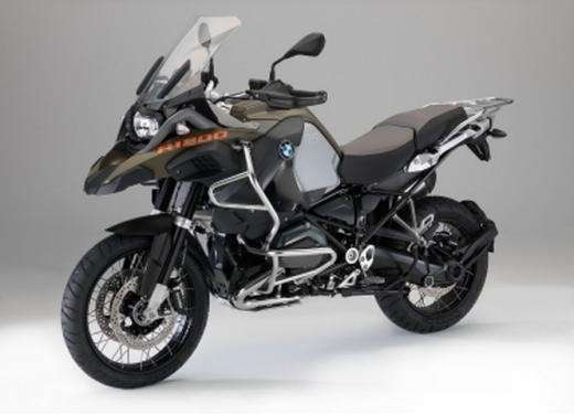 Bmw R1200 GS Adventure, peso