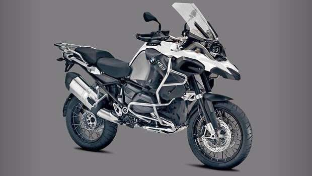Bmw R1200 GS Adventure 2014