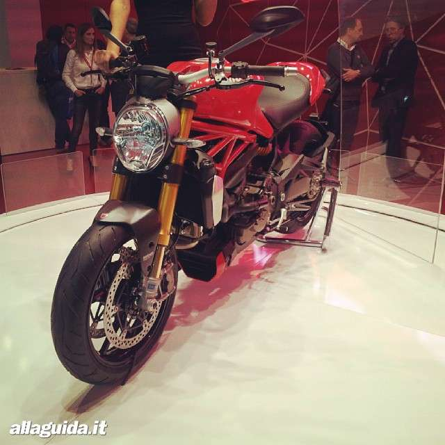 Ducati Monster 1200 Eicma 2013