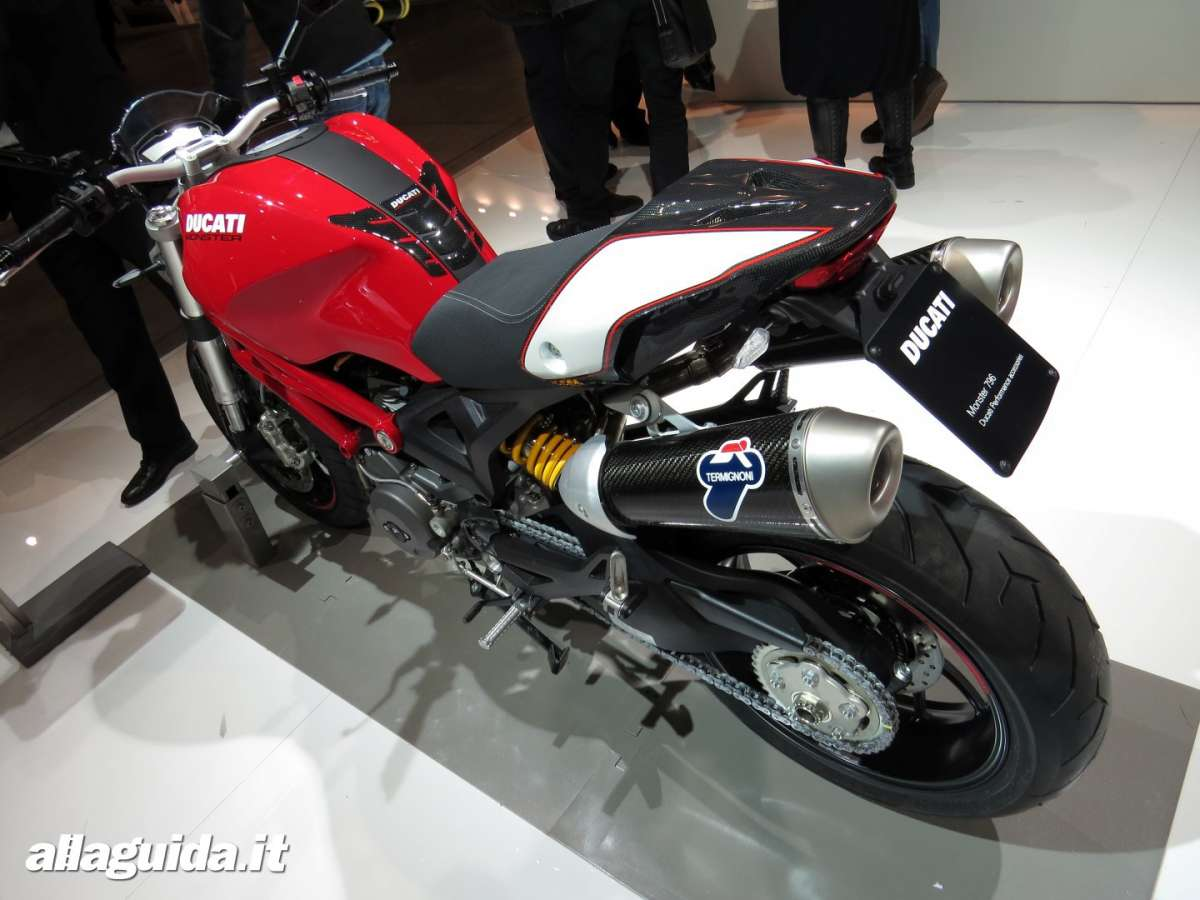 Ducati Monster 796 Eicma 2013