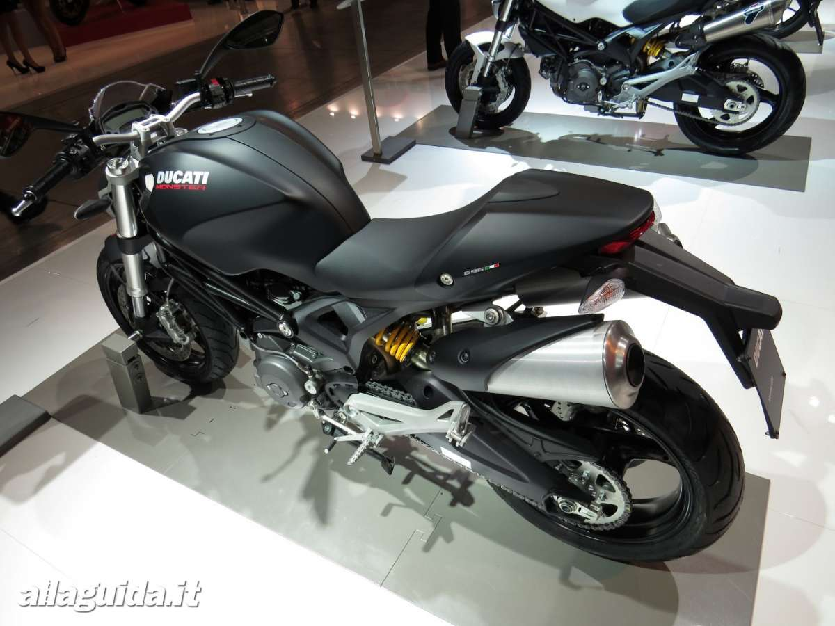 Ducati Monster 1200 Eicma 2013 - 2