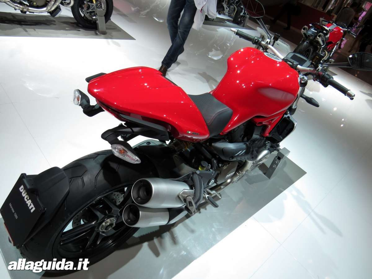 Ducati Monster 1200 Eicma 2013 - 3