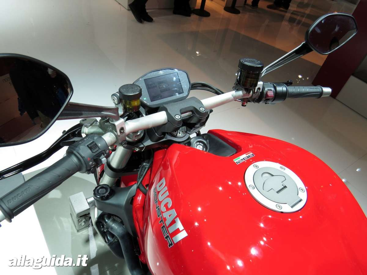 Ducati Monster 1200 Eicma 2013 - 5
