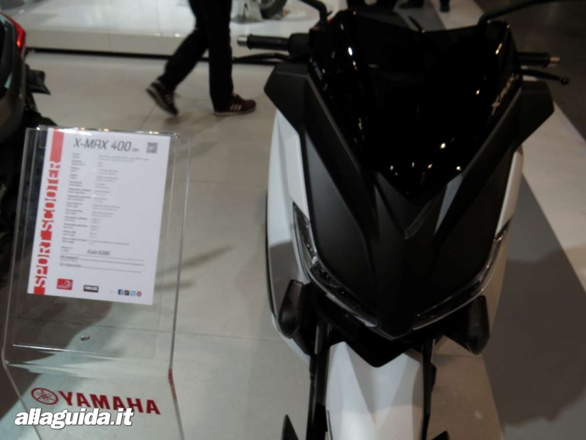 Yamaha T Cross, Eicma 2013 - 01