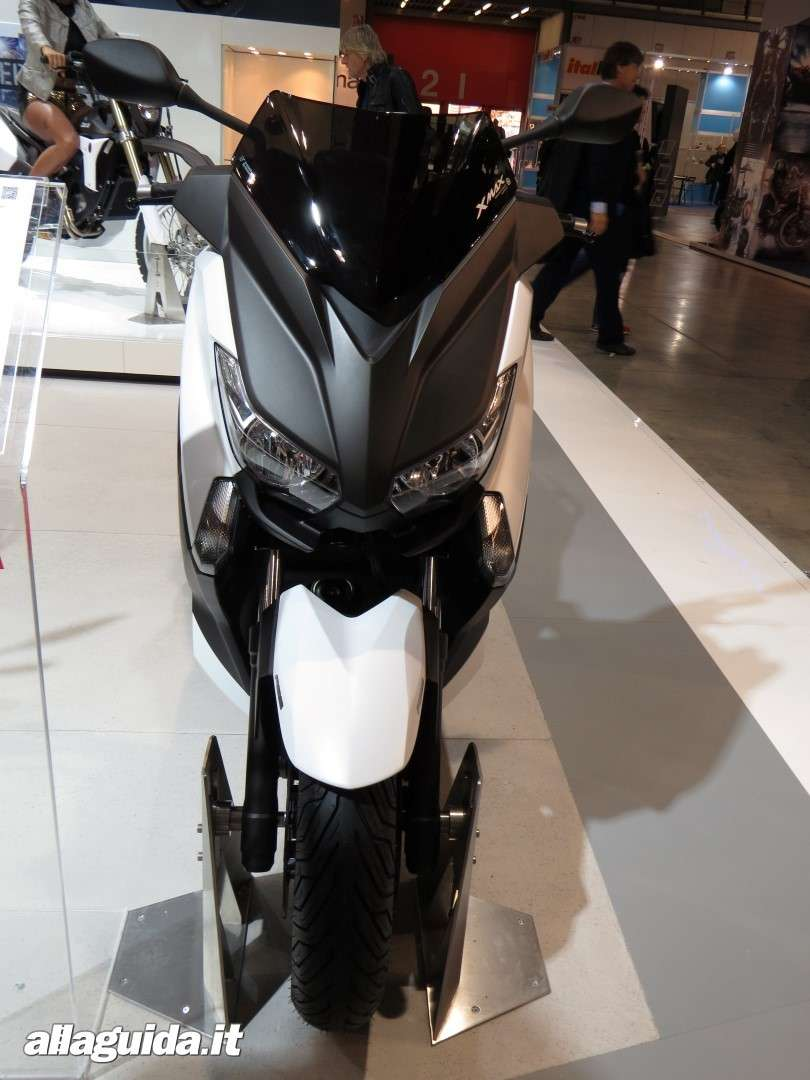 Yamaha T Cross, Eicma 2013 - 02