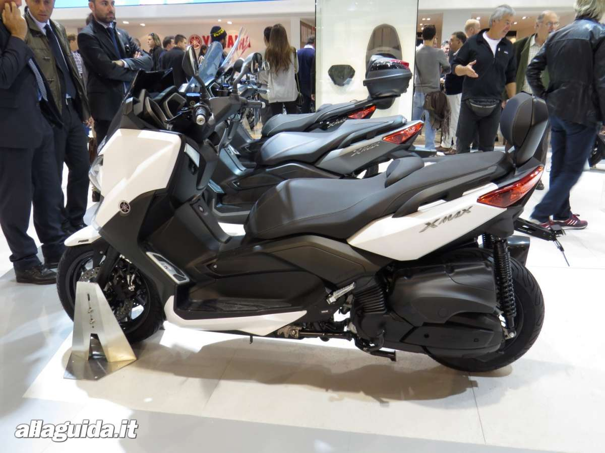 Yamaha T Cross, Eicma 2013 - 03
