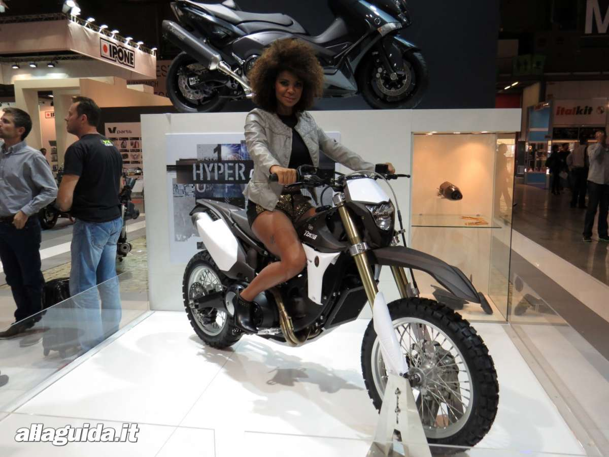 Yamaha T Cross, Eicma 2013 - 04