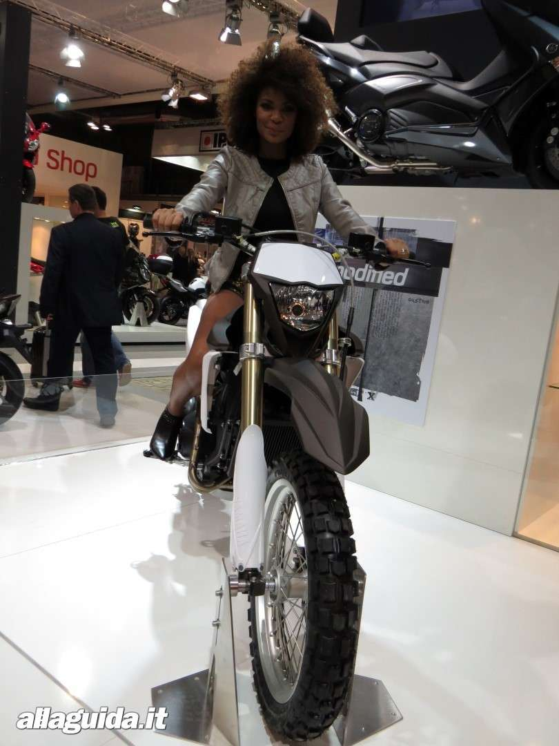 Yamaha T Cross, Eicma 2013 - 05