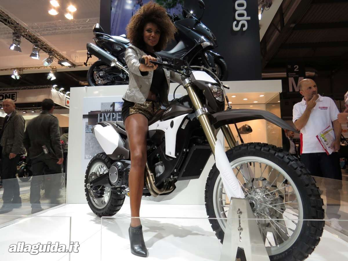 Yamaha T Cross, Eicma 2013 - 07