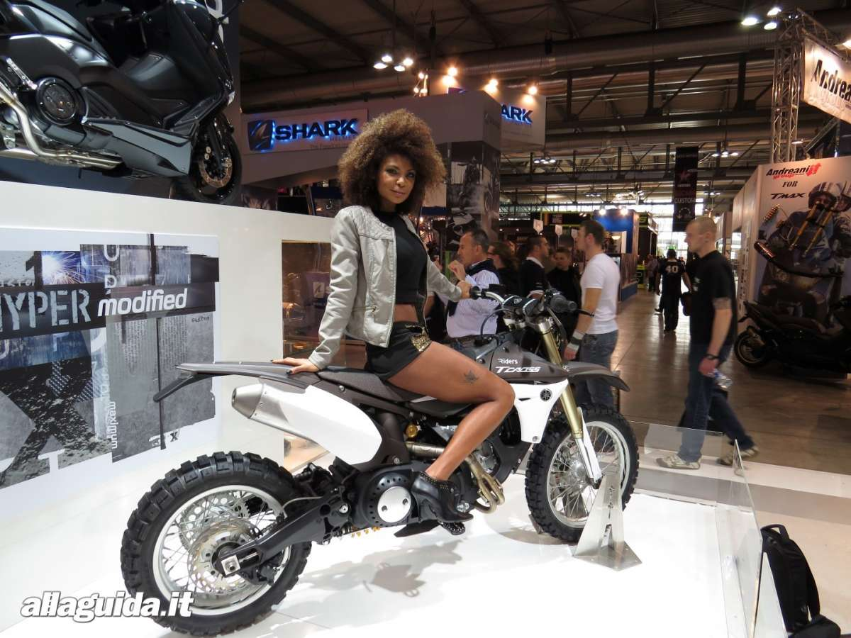 Yamaha T Cross, Eicma 2013 - 09