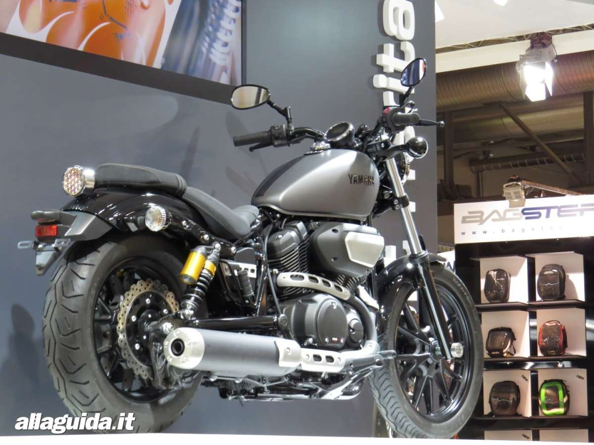 Yamaha T Cross, Eicma 2013 - 11